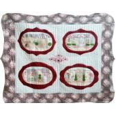 Pattern Quilt Coquette