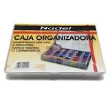 Caja Organizadora Hilos