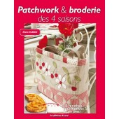 Libro Patchwork and Broderie des 4 Saisons