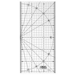 Regla Patchwork Olfa 15cm x 30cm