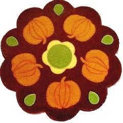 Kit de Fieltro Pumpkins
