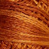 Hilo Valdani Perlé Algodón N.12 Yummy Pumpkin