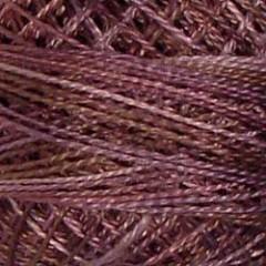 Hilo Valdani Perlé Algodón N.12 Antique Violet