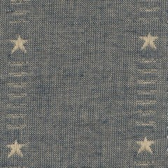 Tela Azul Banda Estrellas
