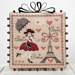 Punto de Cruz La Parisienne
