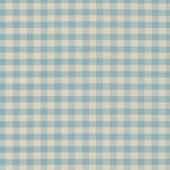 Tela Azul Cuadros
