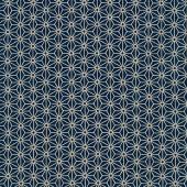Tela Azul Estrellas
