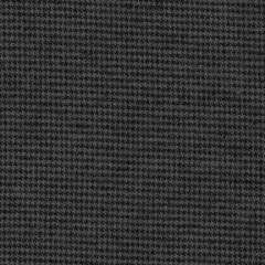 Tela Franela Gris Oscuro Cuadritos