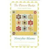 Patrón Honeybee Blooms