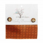 Wooly Charms Burnt Orange