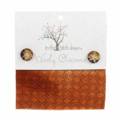 Wooly Charms Burnt Orange