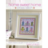 Libro Home Sweet Home Cross Stitch