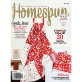 Homespun 14.7 (Julio)