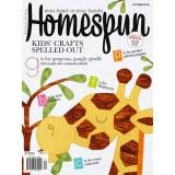 Homespun 15.10 (Octubre)
