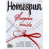 Homespun 15.7 (July)