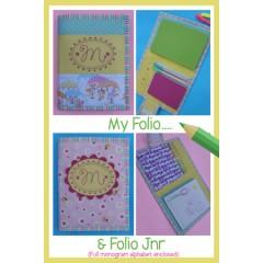 My Folio & Folio Jnr