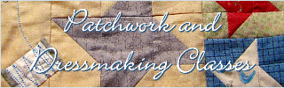 Patchwork and Dressmaking Classes in Malaga