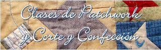 Clases de Patchwork y Corte y Confección